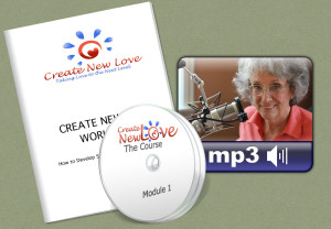 Create New Love MP3 Course and Workbook